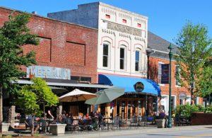 Downtown Hendersonville