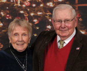 Don and Jeanette Taws