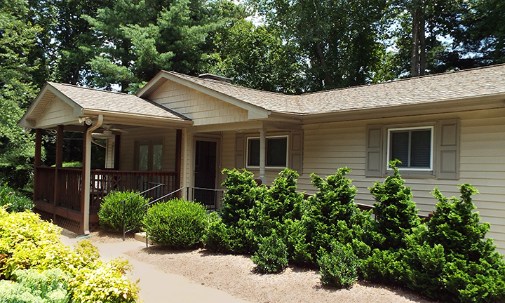 CV cottage
