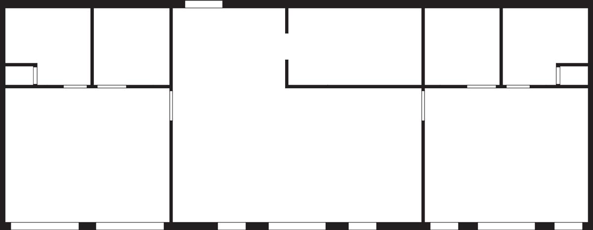Blue Ridge 2D Floor Plan