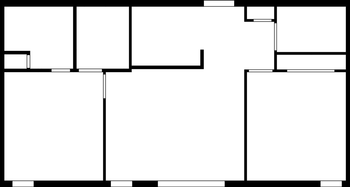 Blue Ridge Standard 2D Floor Plan