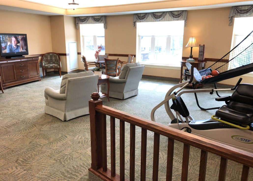 Care Center 2nd Floor Lounge