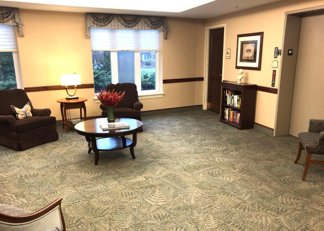Care Center Lobby Lounge