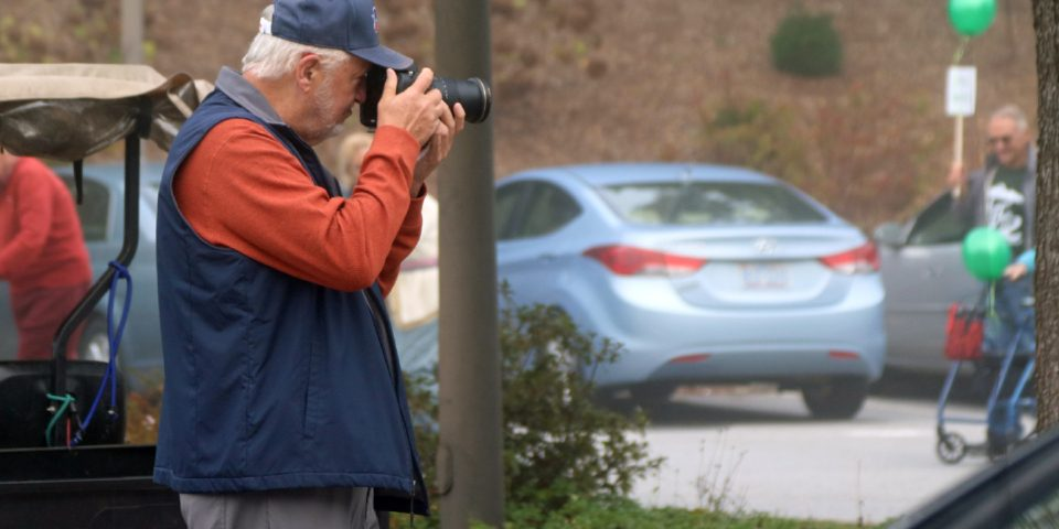 Resident Photographer