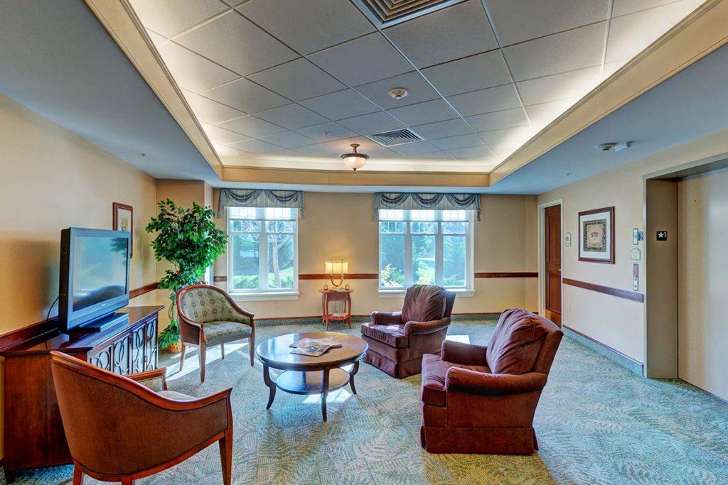 Care Center Lounge