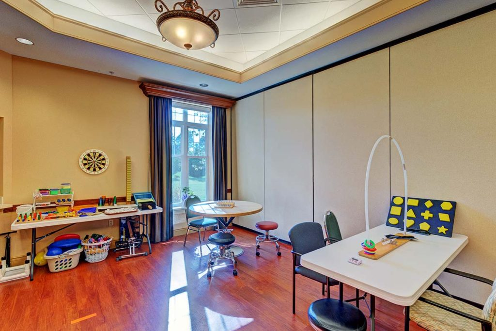 Care Center Therapy Room