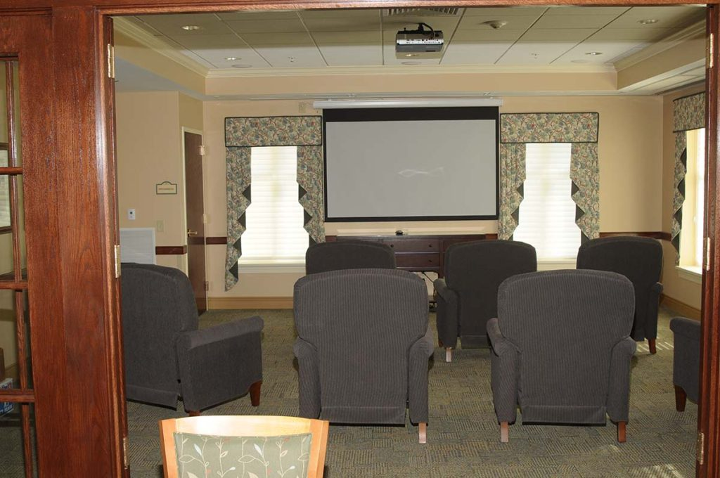 Care Center Media Room