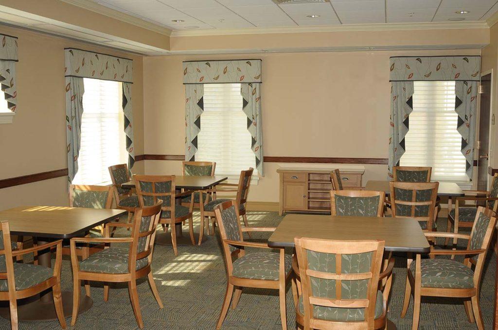 Care Center Dining Area