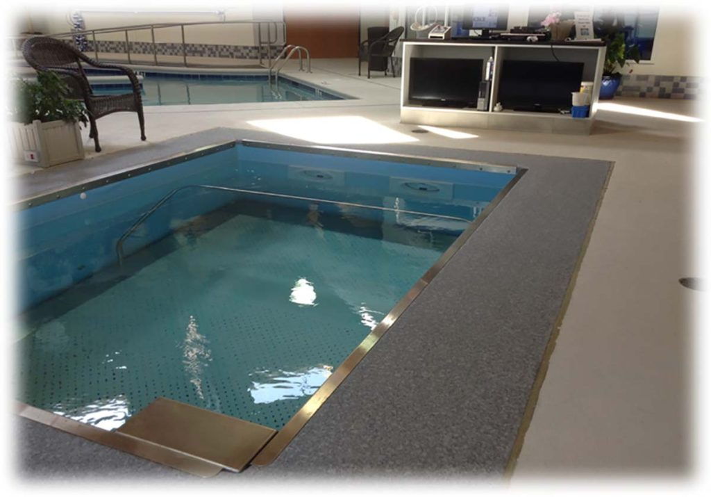 HydroWorx Therapy Pool