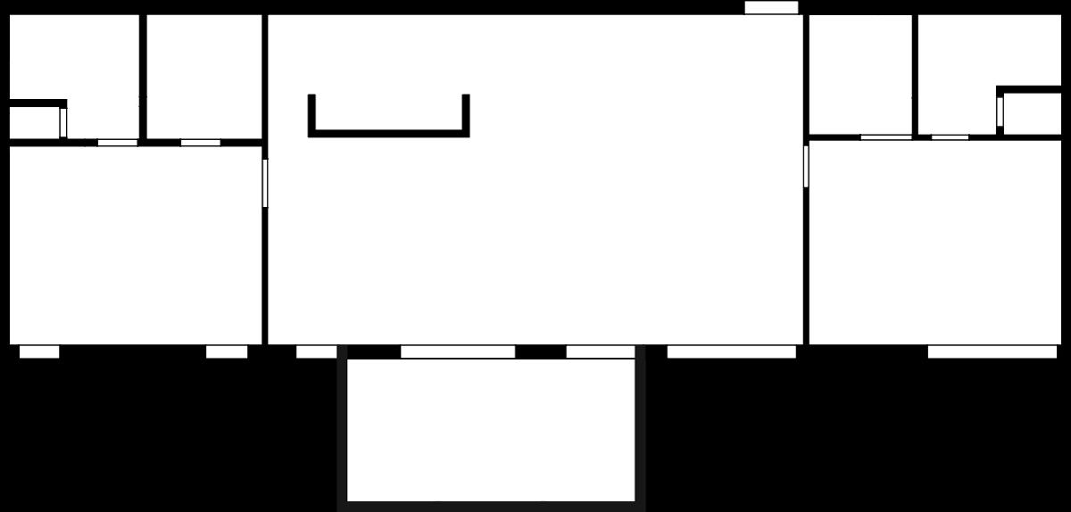 Woods 2D Floor Plan