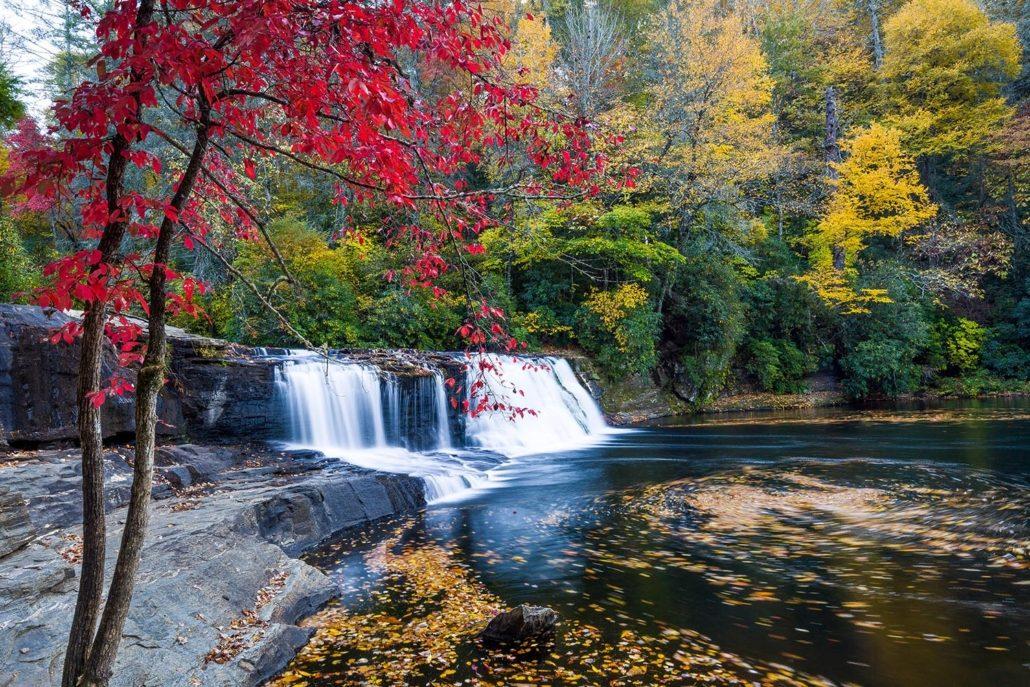 WNC Waterfalls