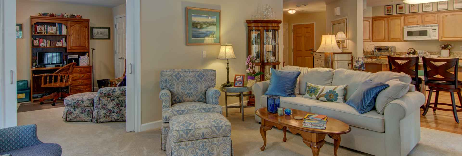 title Independent Living Homes at sitename
