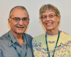 John and Miriam Dieterly
