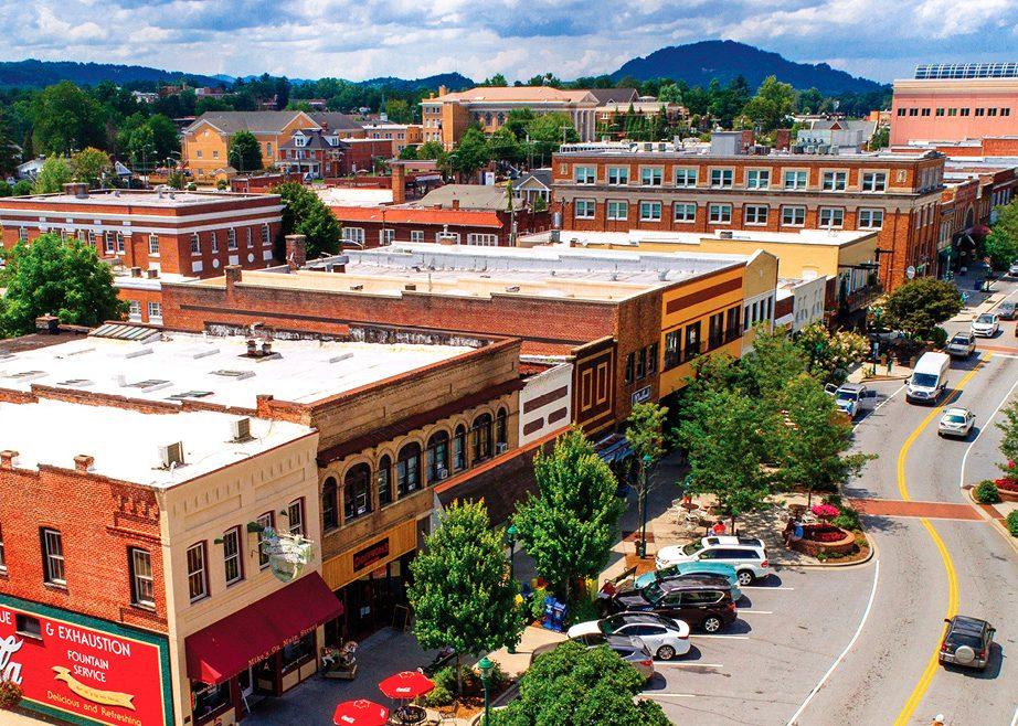 Hendersonville Downtown